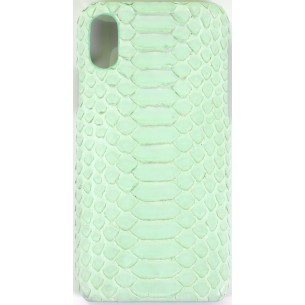 IPHONE COVER Python Leather
