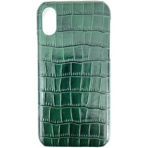 "IPHONE ""COVER CROCO Pattern Leather"